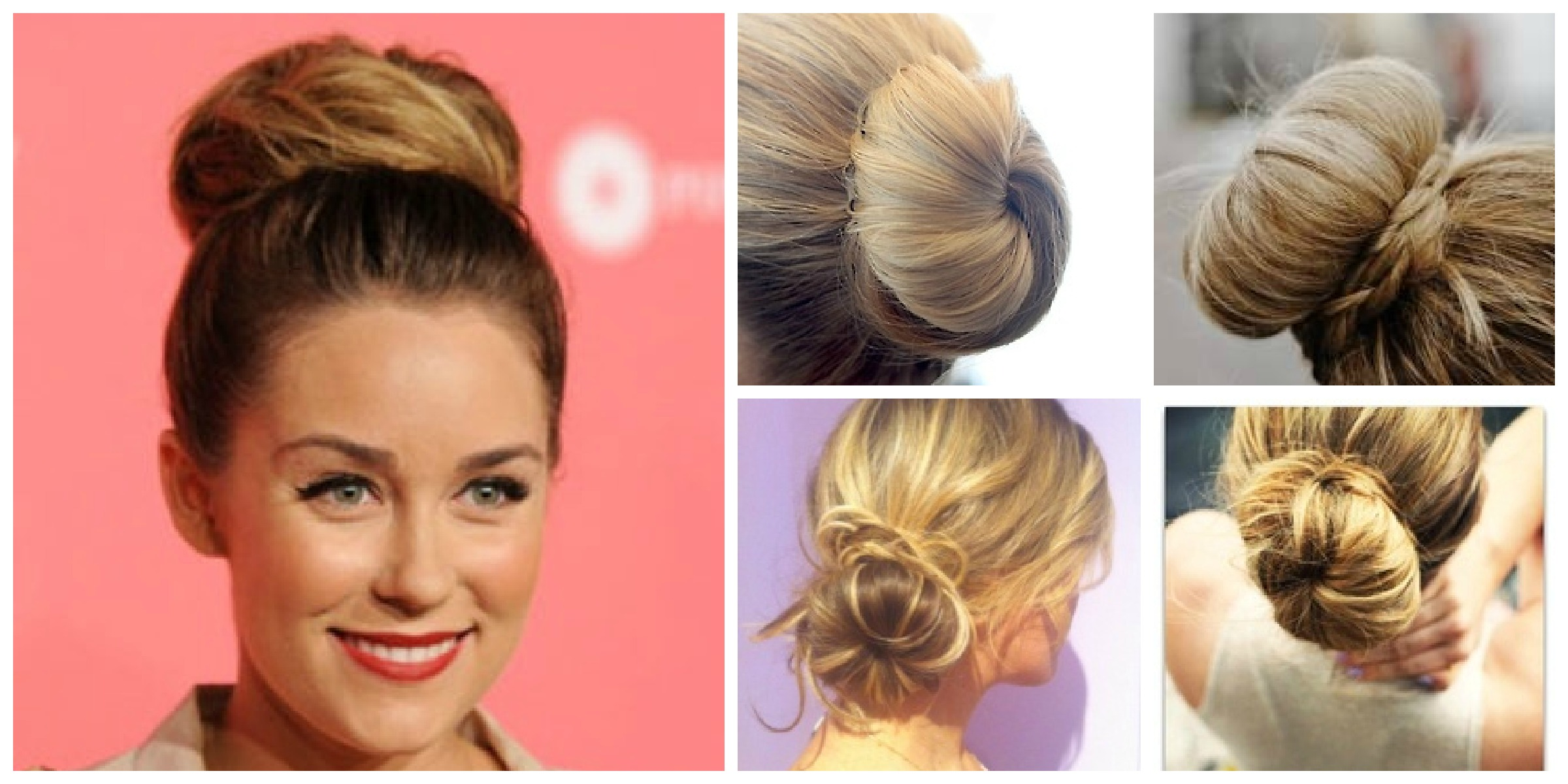 Hairstyle Using Bun : messy bun Hair Republic Salon