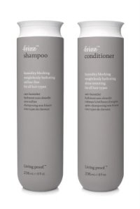 LP no frizz shampoo and conditioner - haironthebrain