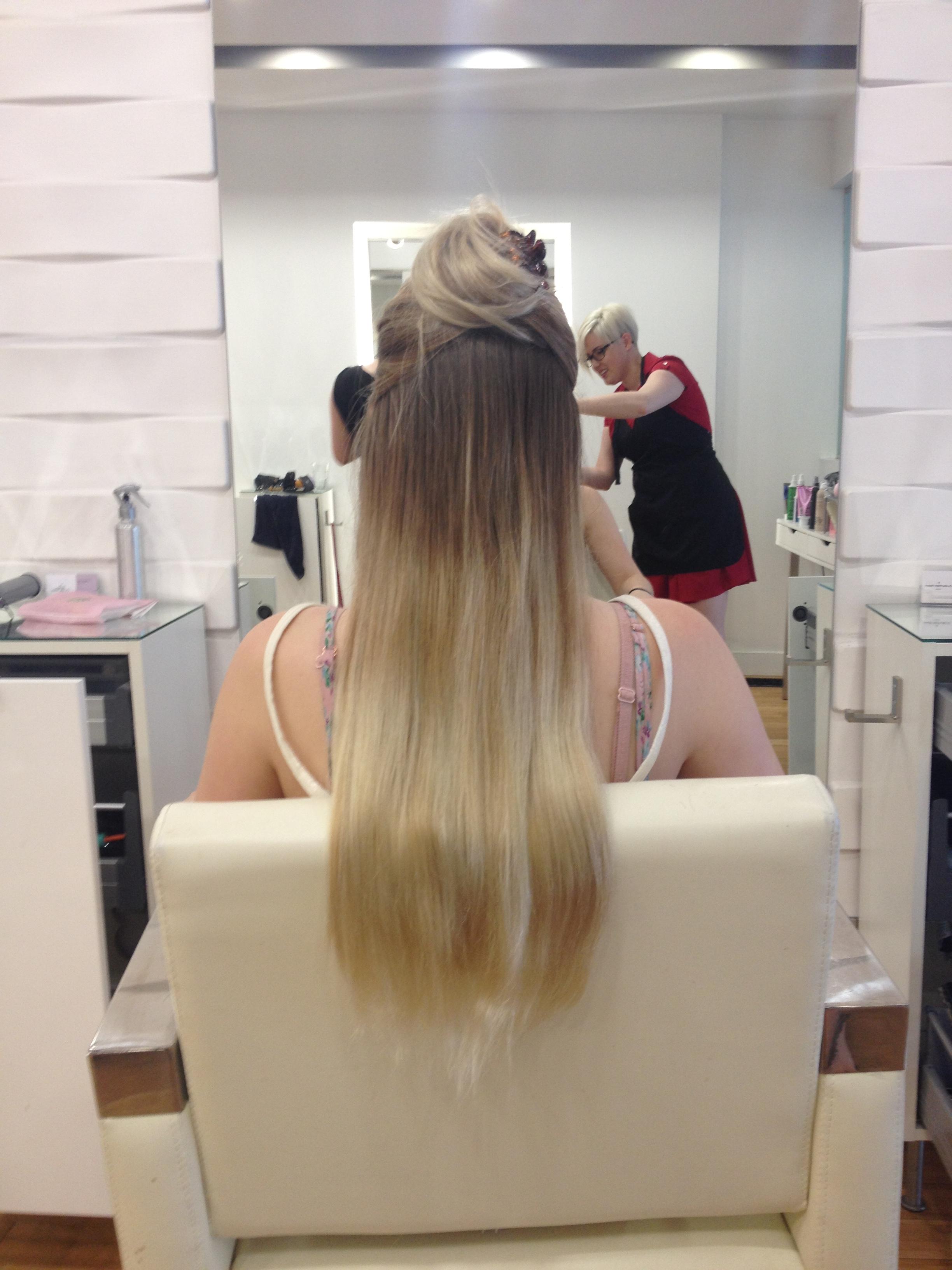 Blonde Bombshell Upkeep Hair Republic
